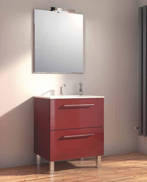 Meuble de salle de bain aida 70 cm c3s for Meuble salle de bain 70 cm